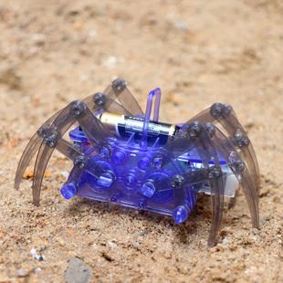 发明制作电动自制科技零件小孩子玩具创意diy手工组装配件马达的