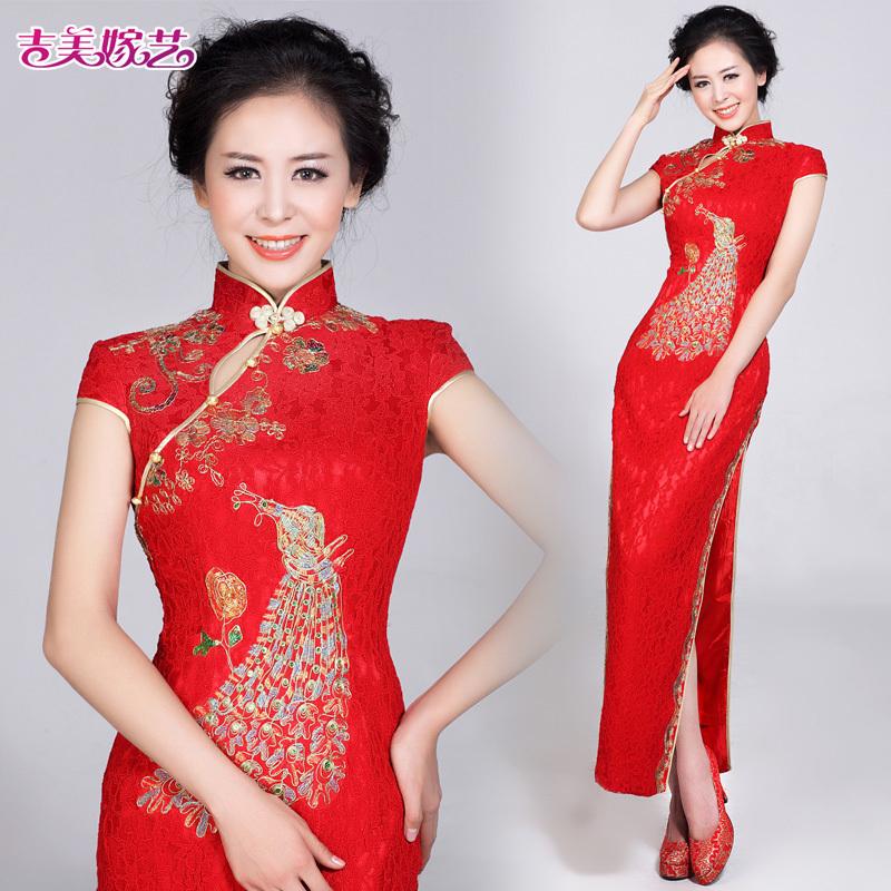 Фото китайских платье