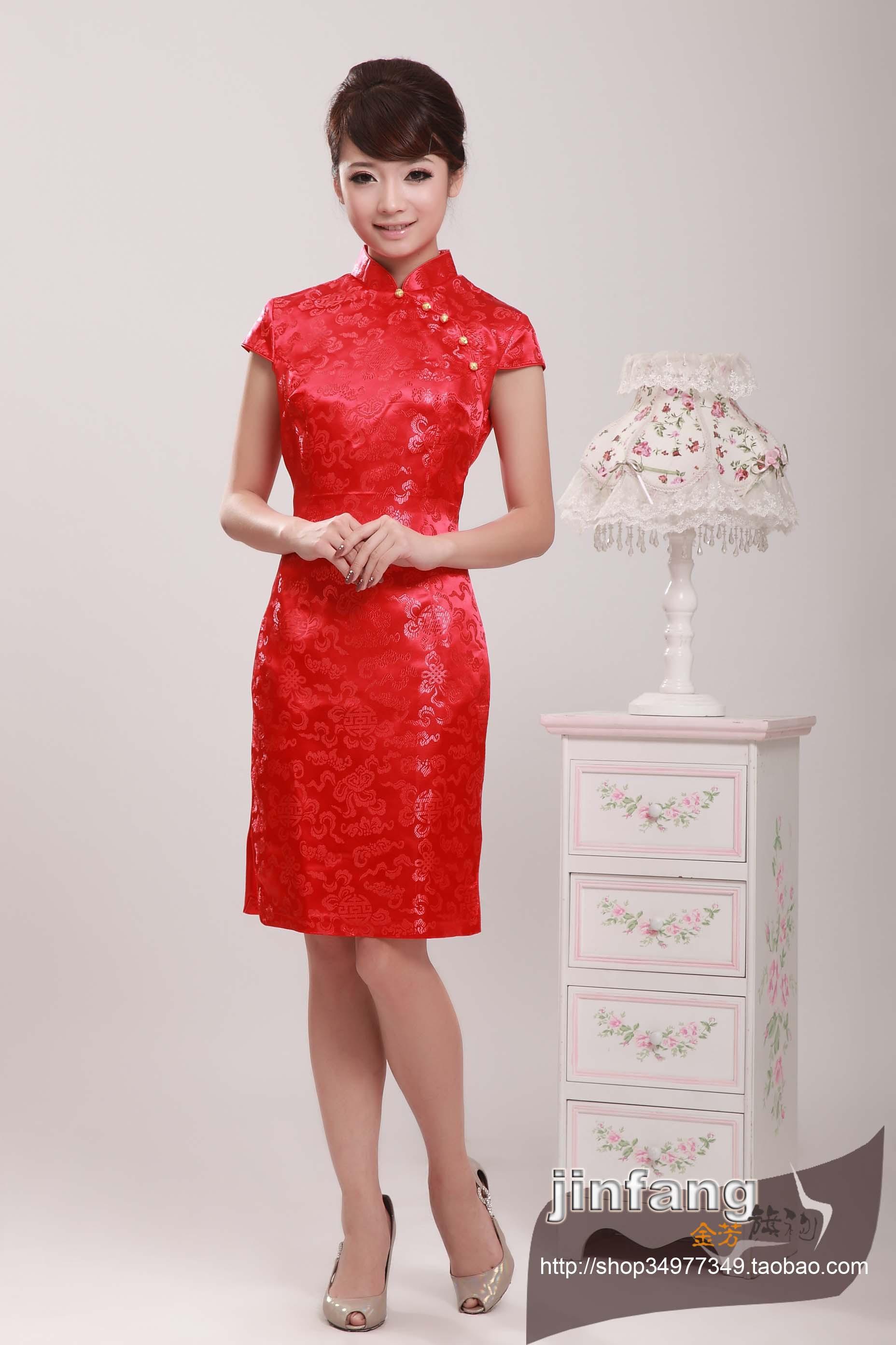 Платье Ципао Купить В Москве