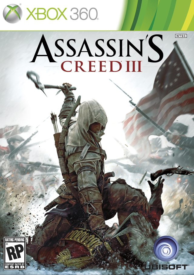 Игра для XBOX   Xbox360 Assassins Creed III купить бу xbox 360 в брянске