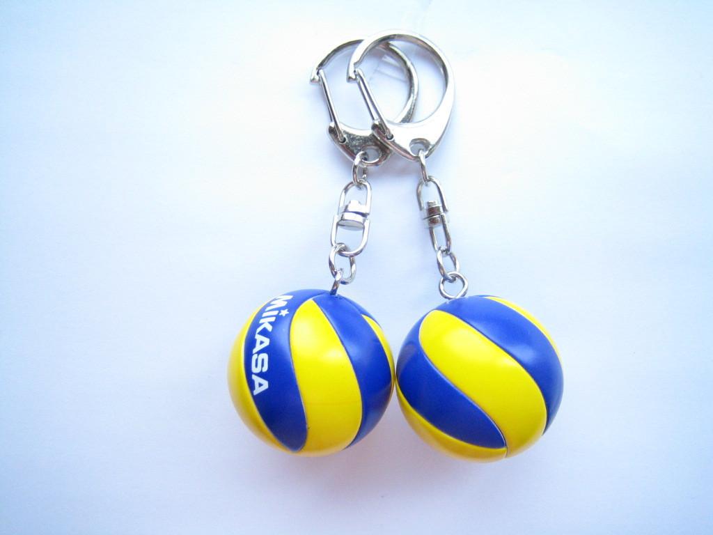 Как сделать брелок мяч своими руками