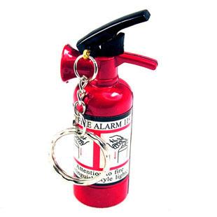 Газовая зажигалка Fire extinguisher fire extinguisher shaped coin bank