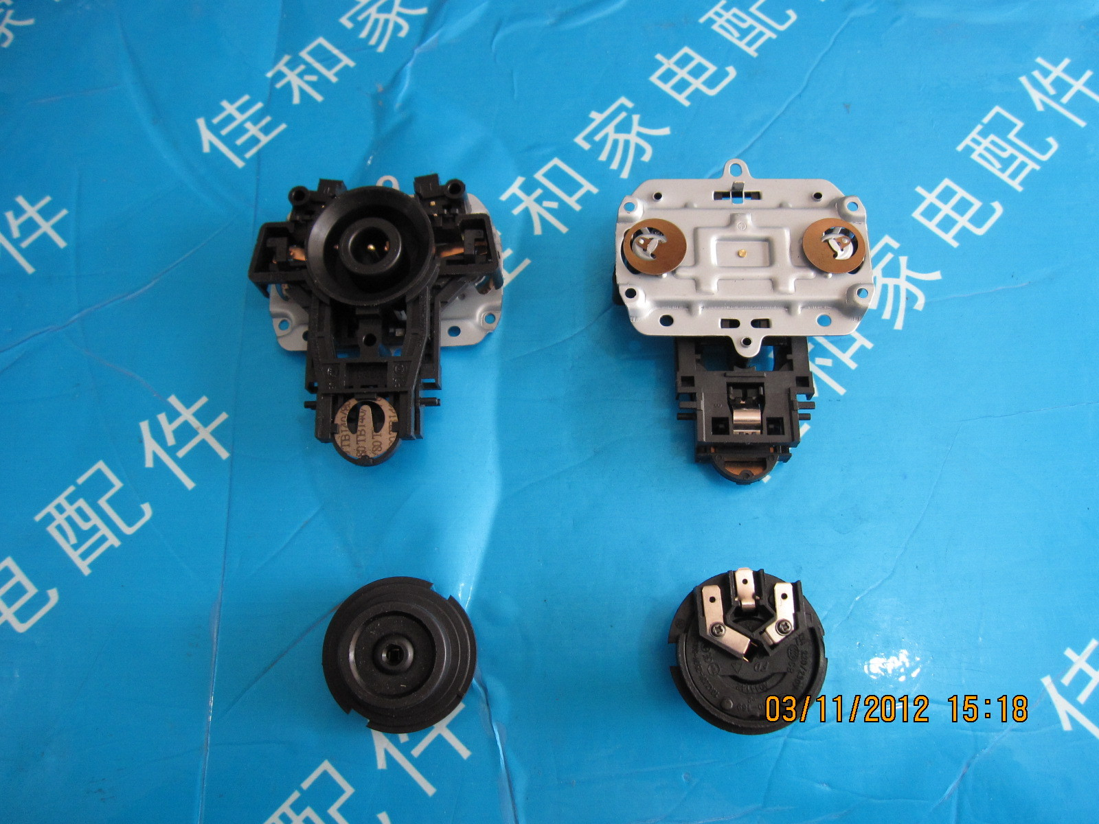 Фото Комплектующие для электрочайников 12s03b KSD-169/KSD-169-1 комплектующие
