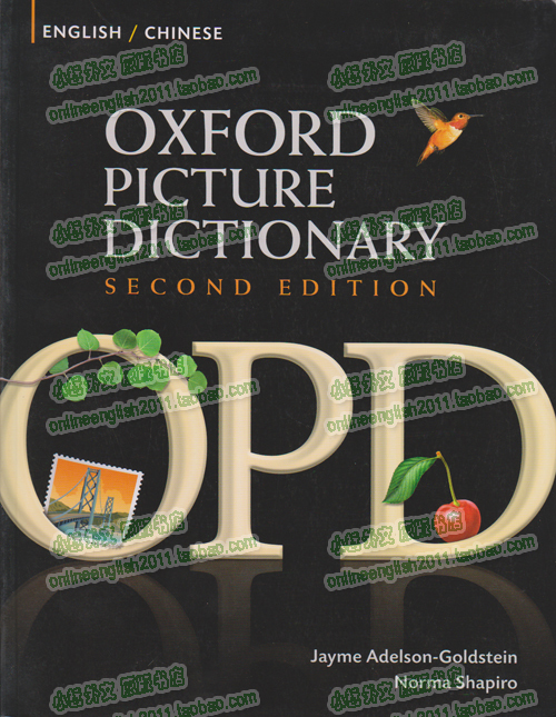 OXFORD Picture Dictionary oxford first dictionary
