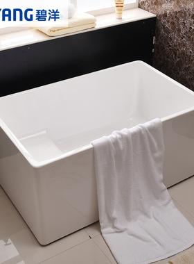 【单人浴缸】_亚克力单人浴缸图片