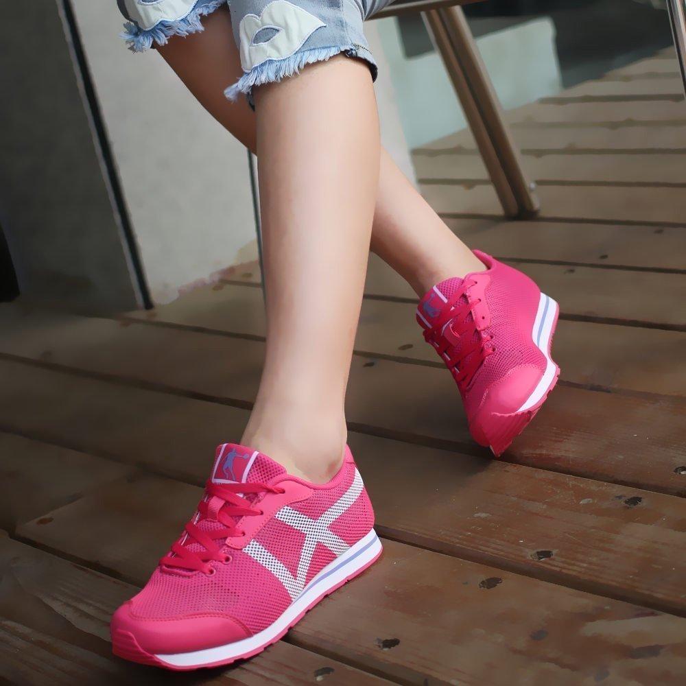 乔丹运动鞋 乔丹女鞋运动鞋女2017年春新款轻便透气休闲鞋旅游鞋网面跑步鞋女_推荐淘宝好看的女乔丹运动鞋