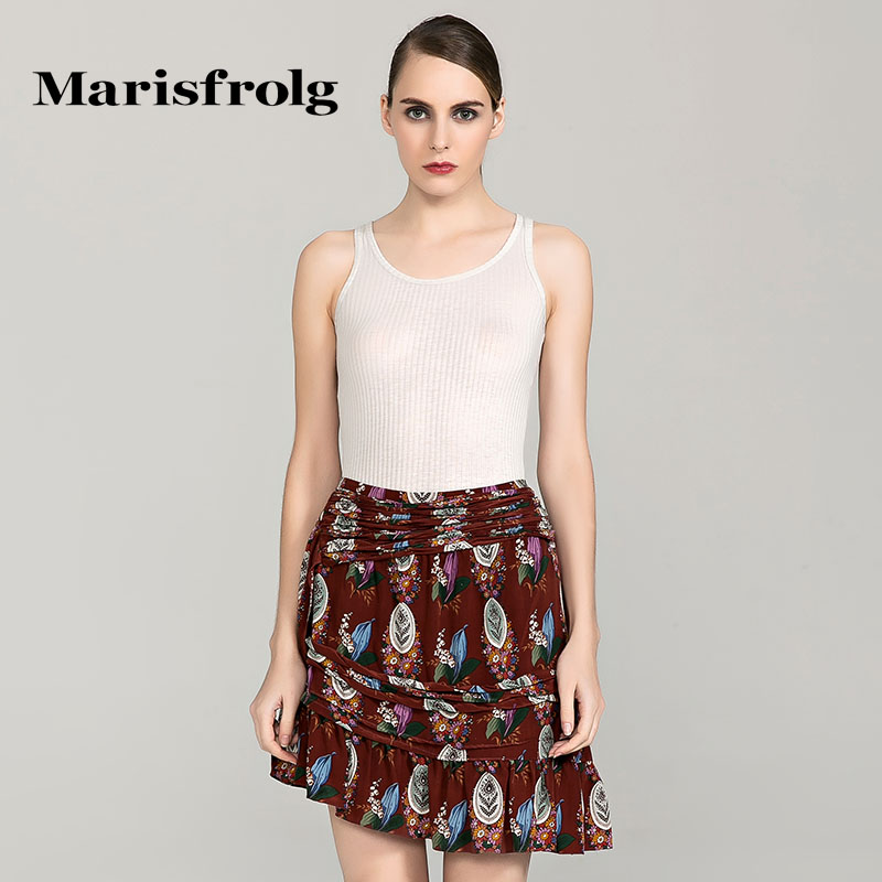 玛丝菲尔女装 Marisfrolg玛丝菲尔 简约打底时尚休闲背心 专柜正品女装新_推荐淘宝好看的玛丝菲尔