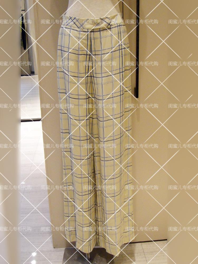 玛丝菲尔代购 玛丝菲尔Marisfrolg2017秋款休闲裤A1HF23195专柜正品代购¥3280_推荐淘宝好看的玛丝菲尔代购