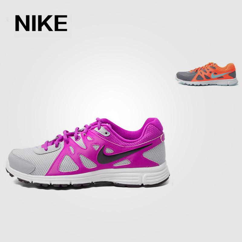 耐克女运动鞋 Nike耐克女鞋2016春夏新款透气运动鞋缓震休闲轻跑步鞋包邮554901_推荐淘宝好看的女耐克女运动鞋