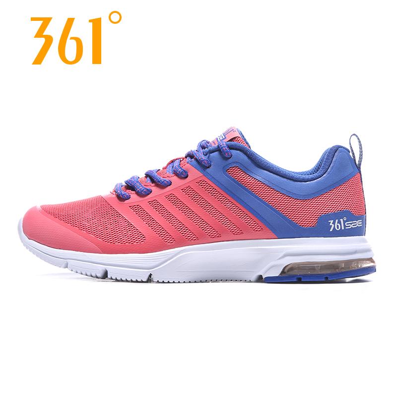 361度女式运动鞋 361度女鞋 跑步鞋2016秋冬款新款运动鞋361度碳素透气跑鞋_推荐淘宝好看的女361度女运动鞋