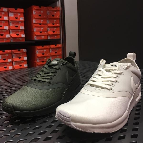 耐克女式运动鞋 耐克Nike Air Max Thea 女子运动休闲跑步鞋 848279 100301_推荐淘宝好看的女耐克女运动鞋