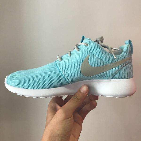 耐克女运动鞋 Nike耐克 Roshe Run One 女子网面休闲运动跑步鞋511882-406_推荐淘宝好看的女耐克女运动鞋