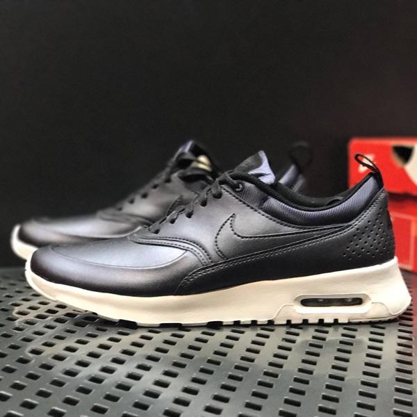 耐克女式运动鞋 耐克Nike Air Max Thea SE女鞋休闲运动气垫跑步鞋 861674-002_推荐淘宝好看的女耐克女运动鞋