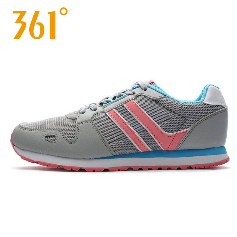 361度运动鞋 361度女鞋运动鞋网面旅游复古跑步鞋轻便网鞋女慢跑鞋 581622216_推荐淘宝好看的女361度运动鞋