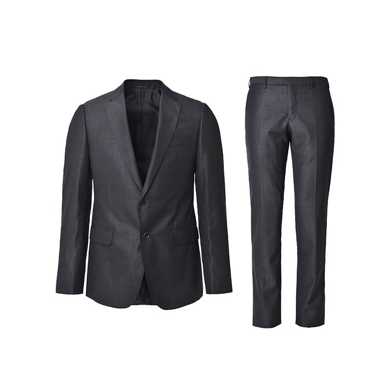 阿玛尼男士西装 ARMANI COLLEZIONI阿玛尼男士商务休闲西装套装189303_推荐淘宝好看的阿玛尼男西装