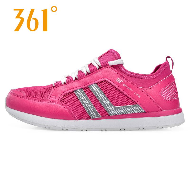 361度运动鞋 361度女鞋运动鞋秋季女子跑步鞋网面轻便休闲鞋_推荐淘宝好看的女361度运动鞋