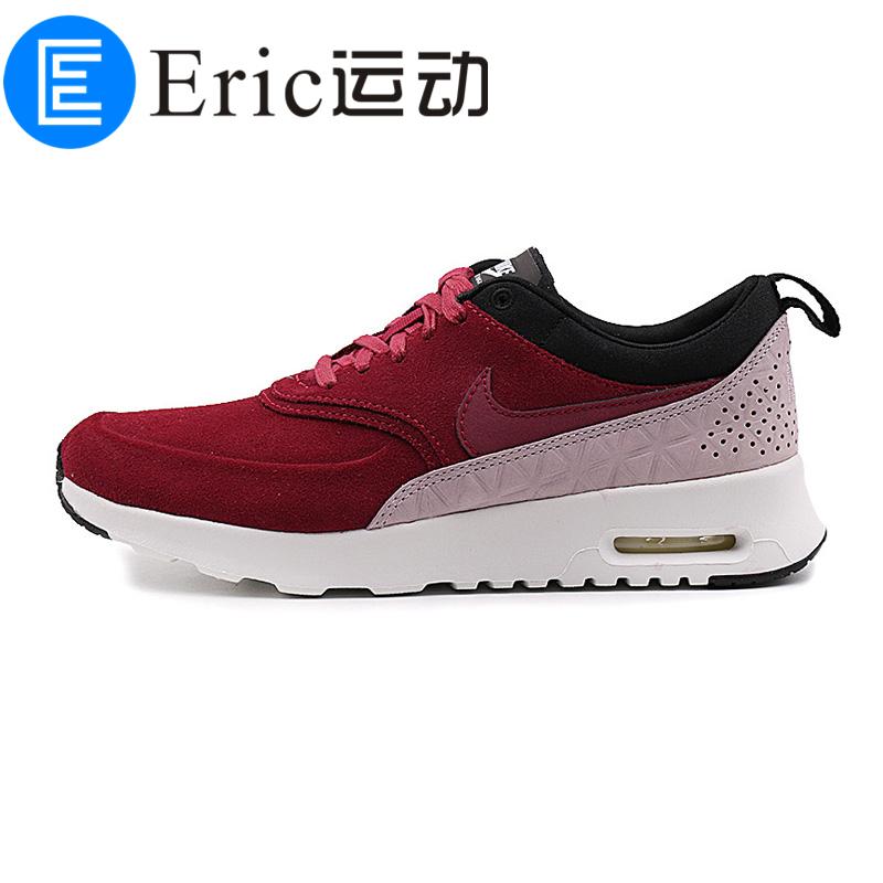 耐克气垫运动鞋 Eric运动 NIKE AIR MAX THEA PRM女子气垫运动休闲跑鞋845062-600_推荐淘宝好看的女耐克气垫运动鞋