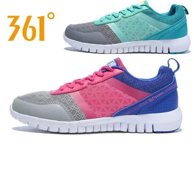 361度女式运动鞋 361女鞋运动鞋夏季跑步鞋正品休闲鞋透气网面轻便旅游鞋361度女鞋_推荐淘宝好看的女361度女运动鞋