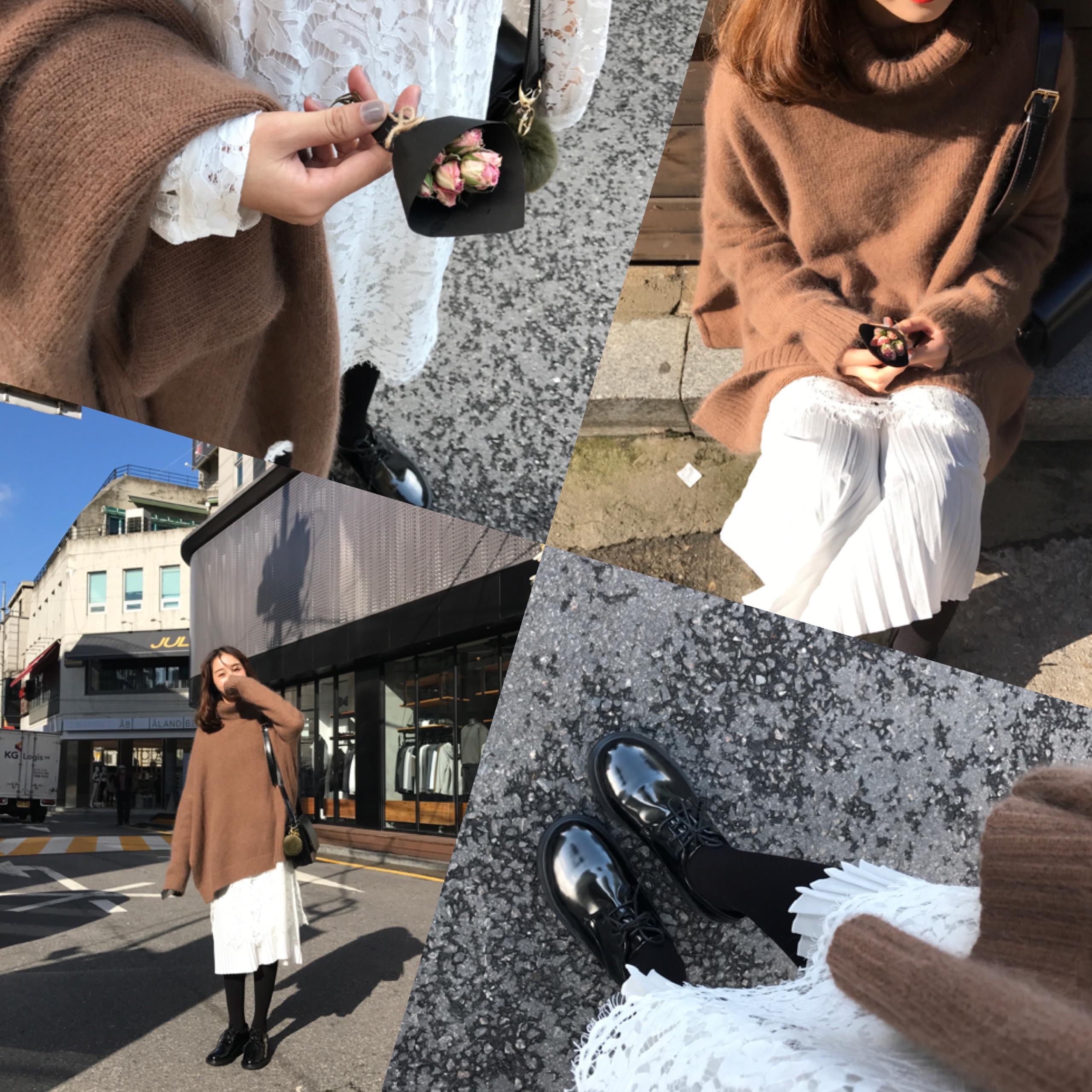 雪纺背心 自制两件套 韩国气质开叉蕾丝裙+中长款雪纺背心百褶连衣裙女套装_推荐淘宝好看的女雪纺背心