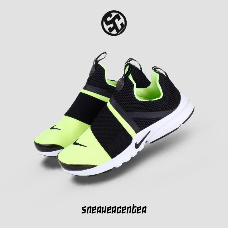 耐克运动鞋 耐克Nike Presto Extreme 忍者绑带 女鞋休闲运动跑鞋 870022-700_推荐淘宝好看的女耐克运动鞋