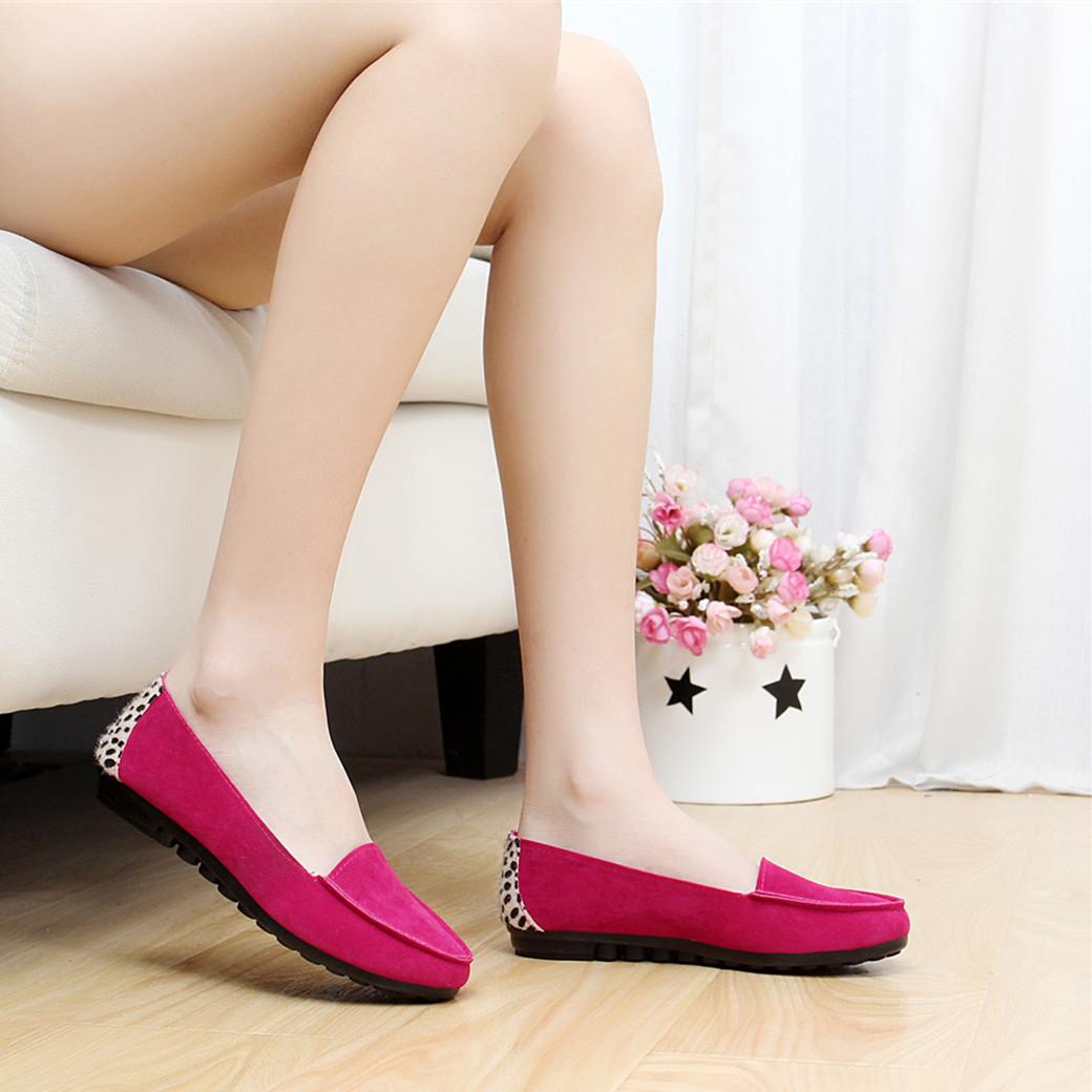 女士豆豆鞋 春秋老北京布鞋女鞋平跟单鞋平底鞋子女休闲工作鞋妈妈鞋豆豆鞋女_推荐淘宝好看的女豆豆鞋