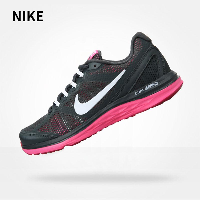 耐克女运动鞋 Nike 耐克跑步鞋2016新款女鞋运动鞋子潮流慢跑鞋轻便透气 654446_推荐淘宝好看的女耐克女运动鞋
