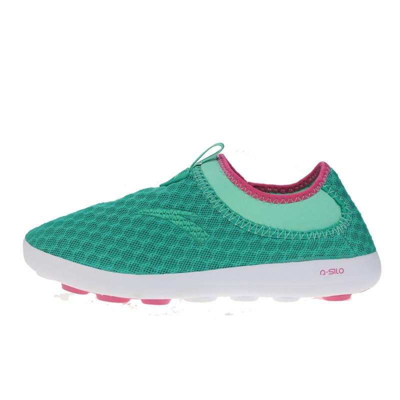 安踏运动鞋 安踏女鞋夏季新款运动鞋一脚蹬懒人鞋女士凉鞋潮户外鞋12426617_推荐淘宝好看的女安踏运动鞋