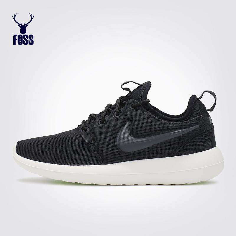耐克老款运动鞋 NIKE 耐克  ROSHE TWO 女鞋运动跑步鞋 FOSS 844931_推荐淘宝好看的女耐克运动鞋