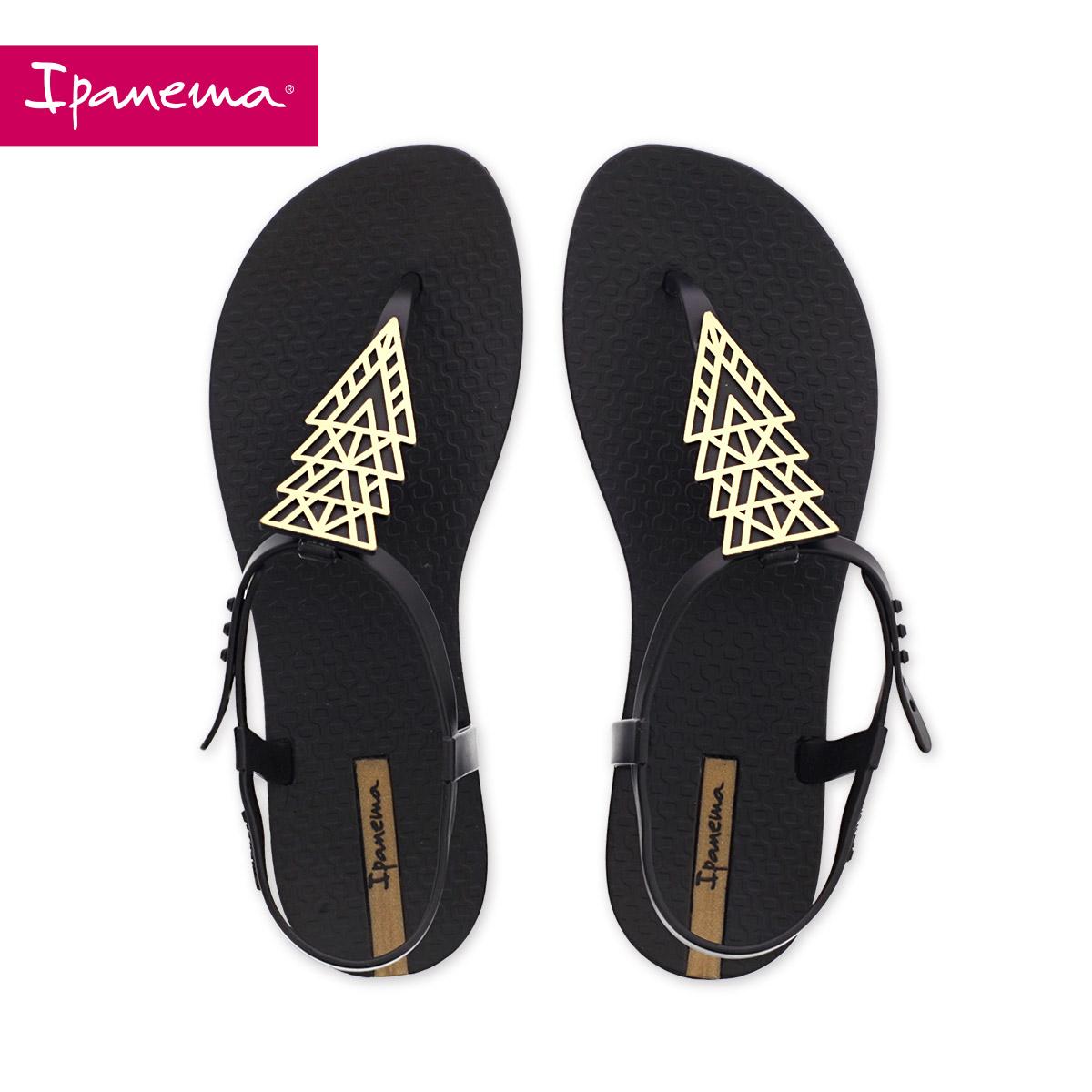 沙滩凉鞋 Ipanema  2017新品夏季璀璨系列女凉鞋  时尚平底沙滩鞋_推荐淘宝好看的女沙滩凉鞋