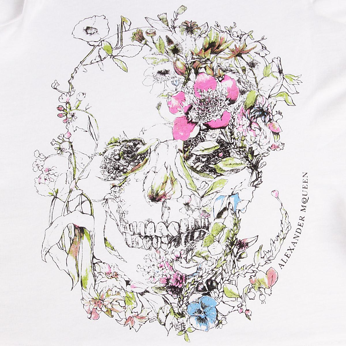 手绘黑白t恤 特价 2016夏 精美手绘彩铅骷髅头印花 短袖女T恤 黑白两色百搭T_推荐淘宝好看的女手绘黑白t恤