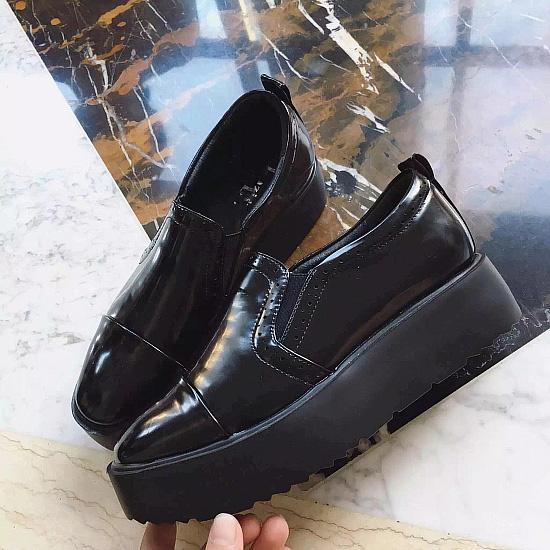 女鞋单鞋 !时尚版型圆头中跟厚底尖头女单鞋女鞋_推荐淘宝好看的女鞋单鞋