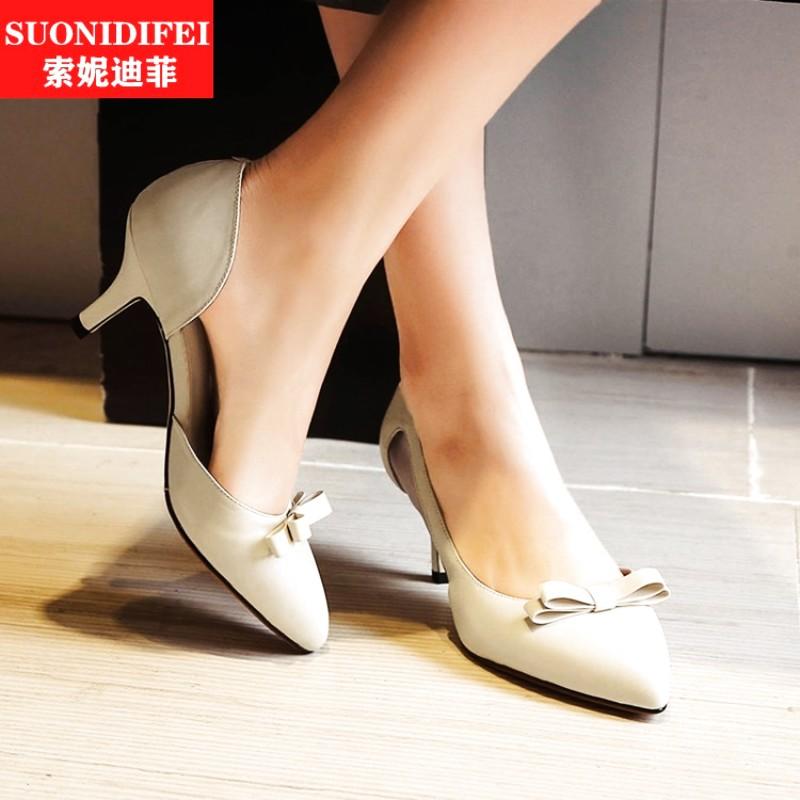 粉红色罗马鞋 夏季潮流欧美橡胶米白色高跟鞋粉红色黑色细跟套脚罗马鞋凉鞋女鞋_推荐淘宝好看的粉红色罗马鞋