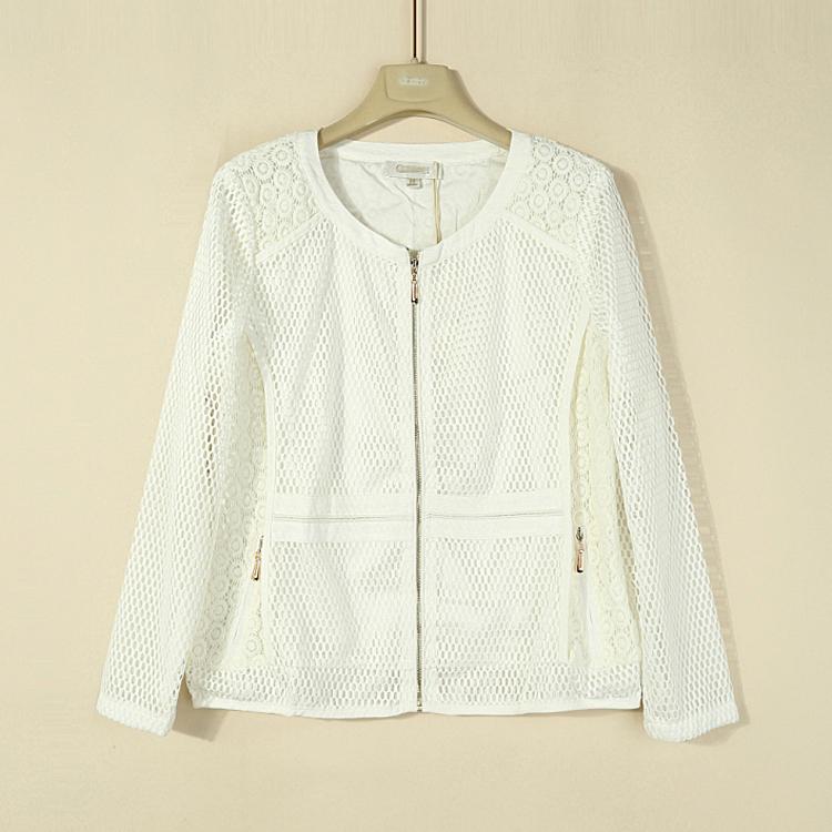 白色风衣 兰米特卖秋芊之*正品剪标特卖大码加大码外套风衣1512066499_推荐淘宝好看的白色风衣