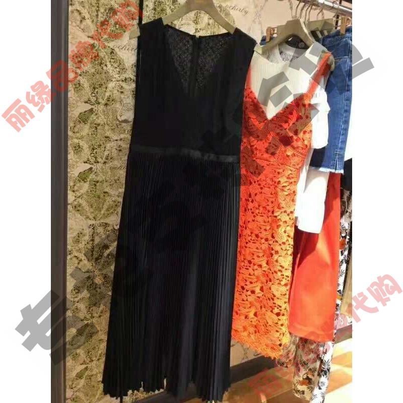 欧时力女装正品 欧时力新式正品代购2107夏装新款女装连衣裙夏1JY2081370-5A-1090_推荐淘宝好看的欧时力女装正品