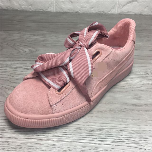 粉红色厚底鞋 17秋款 牛皮 平跟厚底休闲女鞋 黑色 粉红色 35~40 码_推荐淘宝好看的粉红色厚底鞋