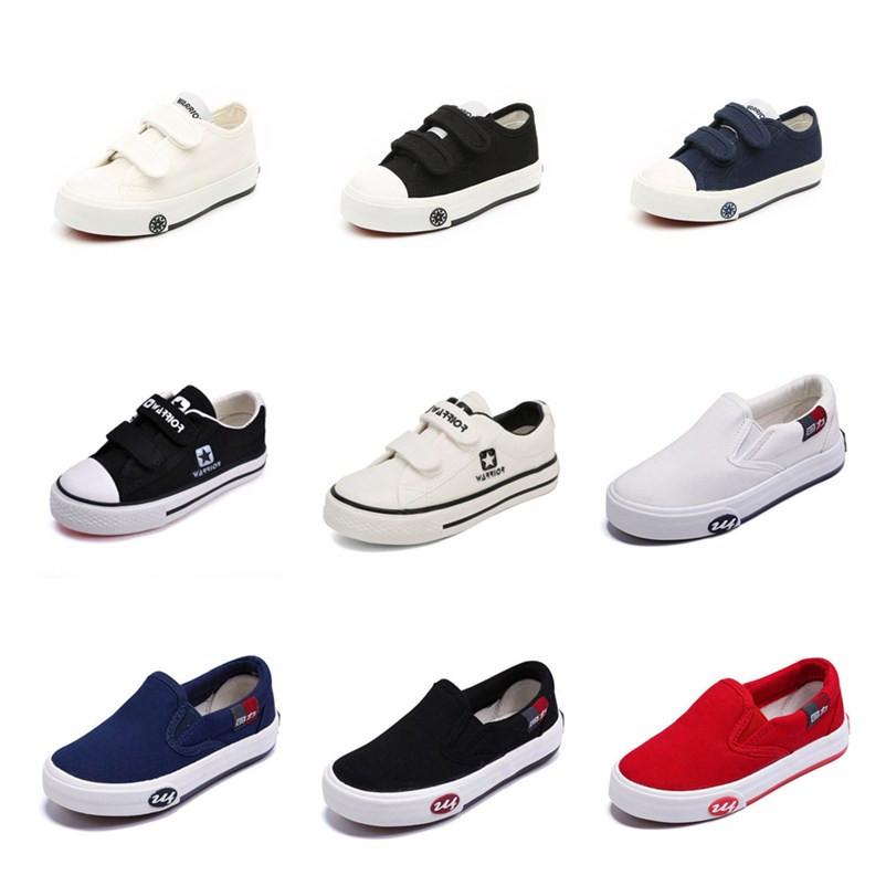 回力帆布鞋 包邮正品上海回力帆布鞋 男女儿童布鞋 魔术贴白球鞋学生鞋WZ601_推荐淘宝好看的女回力帆布鞋