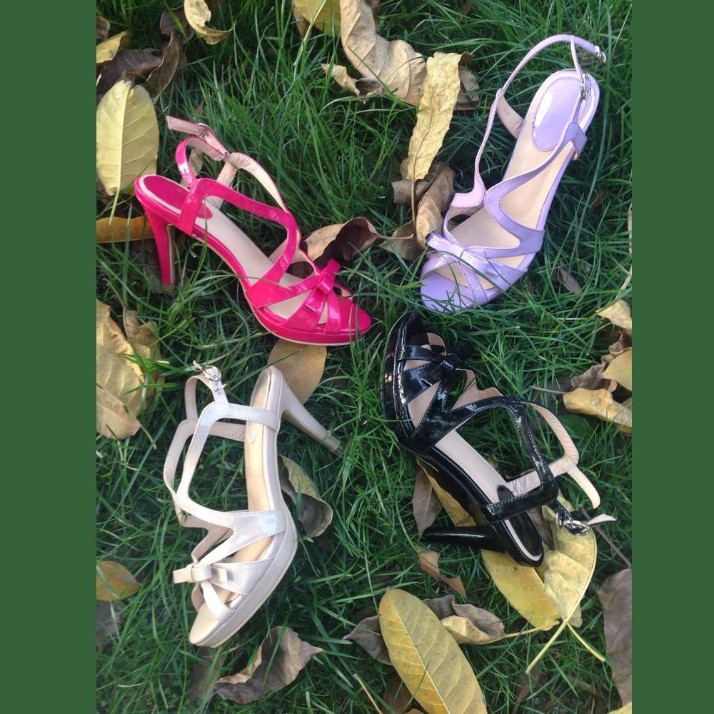 紫色罗马鞋 真皮韩版细跟高跟凉鞋浅紫色防水台罗马鞋大码40 41小码33淑女鞋_推荐淘宝好看的紫色罗马鞋