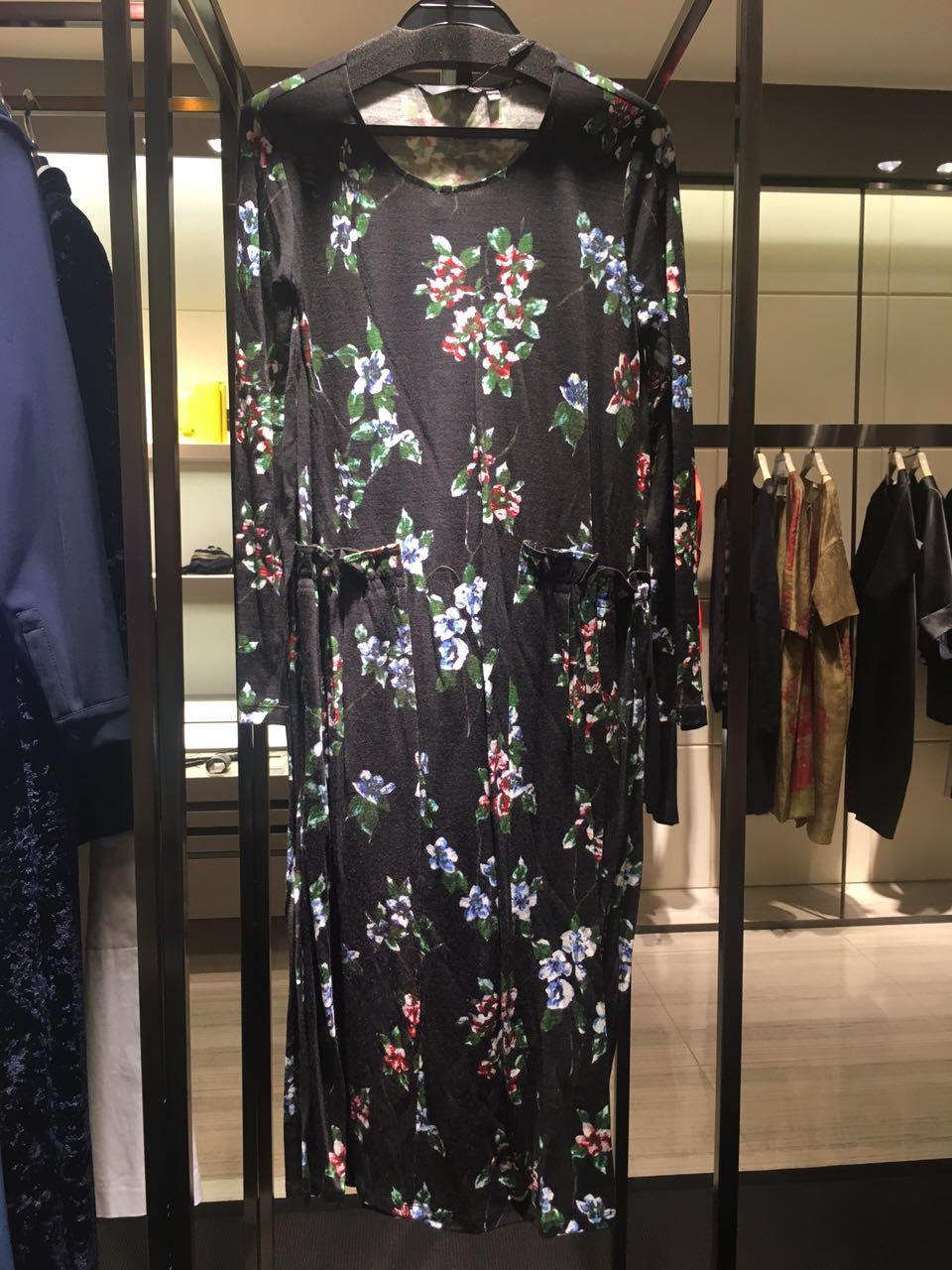 玛丝菲尔代购 Marisfrolg玛丝菲尔正品代购2016冬款连衣裙A1GA44476_推荐淘宝好看的玛丝菲尔代购