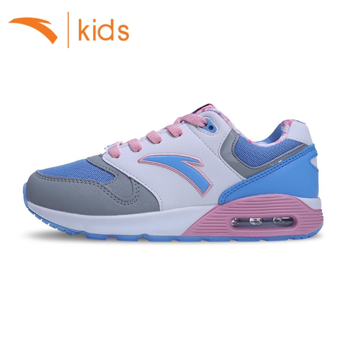 安踏运动鞋 安踏童鞋小童运动鞋2016春季新款女童复古鞋儿童休闲鞋32618839_推荐淘宝好看的女安踏运动鞋