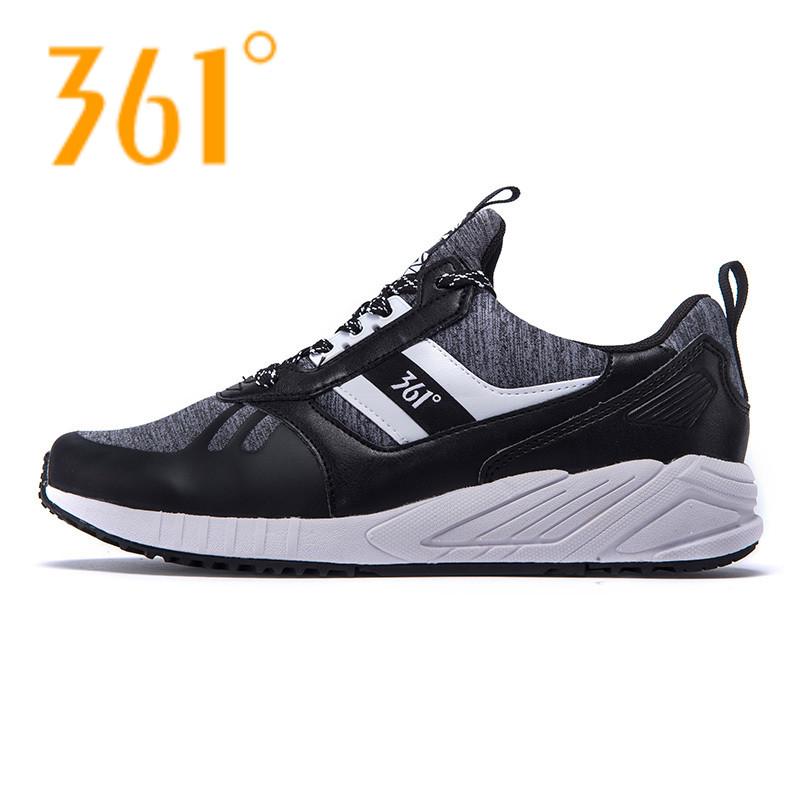 361度女士运动鞋 361女鞋运动鞋2016冬季新款361度防滑轻便椰子跑步鞋子581642215_推荐淘宝好看的女361度女运动鞋