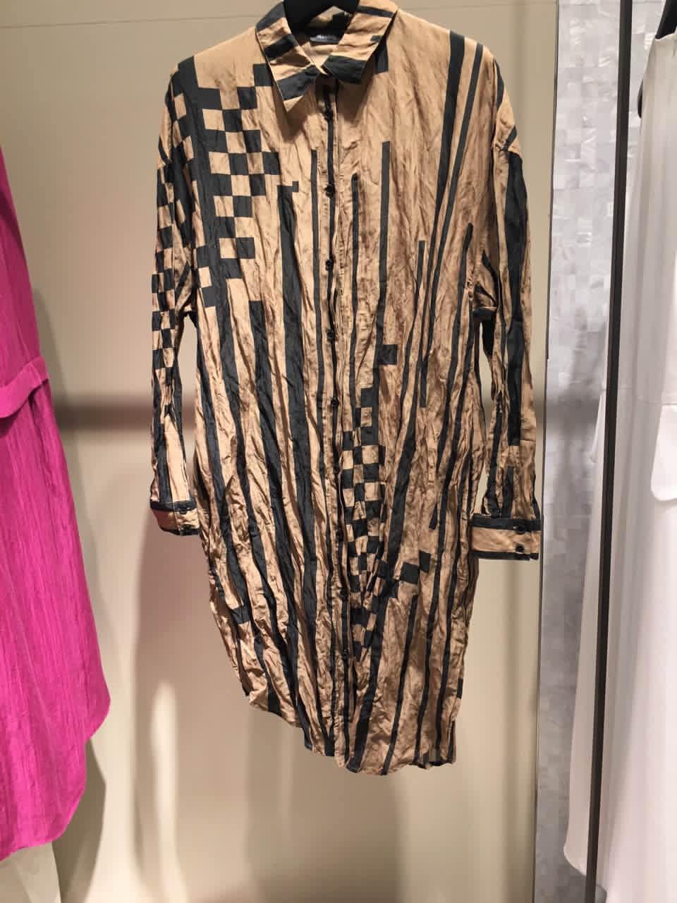 玛丝菲尔代购 玛丝菲尔 专柜正品代购 2016秋款专连衣裙 A11630676 2880_推荐淘宝好看的玛丝菲尔代购