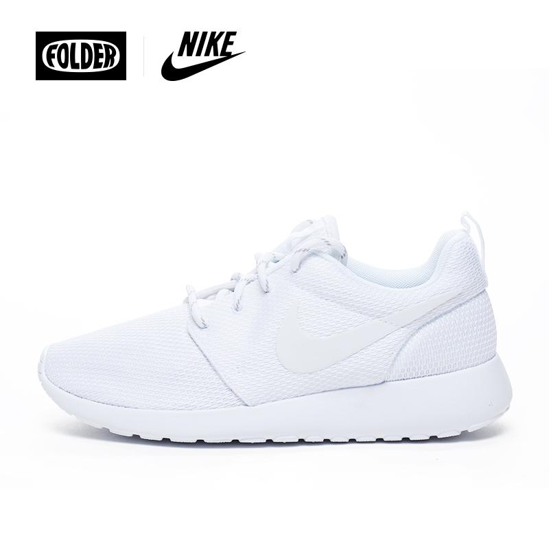 耐克运动鞋图片 NIKE 耐克 黑白奥利奥女子运动休闲跑步鞋 511882_推荐淘宝好看的女耐克运动鞋