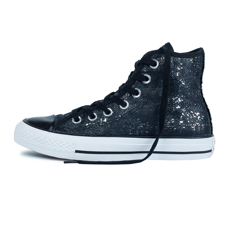 匡威新款帆布鞋 CONVERSE匡威2016春季新款女子Chuck Taylor高帮帆布鞋 551552C_推荐淘宝好看的女匡威新款帆布鞋