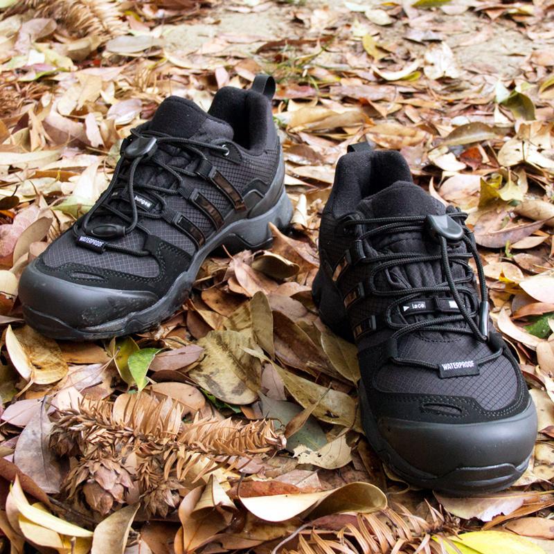 登山鞋 EDITEX户外徒步鞋防水登山男防滑休闲旅游耐磨低帮运动轻便爬山鞋_推荐淘宝好看的登山鞋