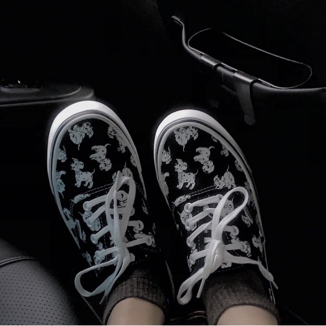 涂鸦帆布鞋 南在南方韩版ulzzang帆布鞋女涂鸦童趣ins港味学生休闲百搭滑板鞋_推荐淘宝好看的女涂鸦帆布鞋