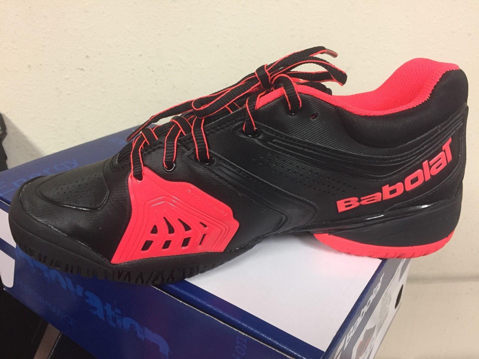 网球鞋 代购 Babolat百保力运动鞋 V-PRO 2 男士网球鞋 训练比赛用_推荐淘宝好看的男网球鞋
