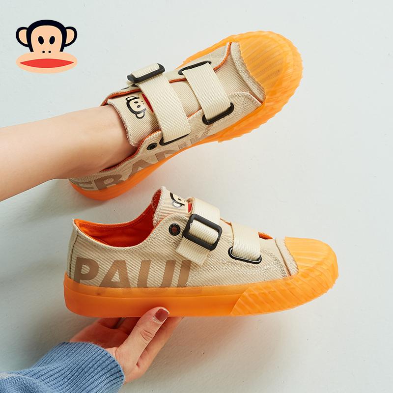 大嘴猴帆布鞋 Q2021大嘴猴帆布鞋鞋子2020年新款韩版潮流509703077509803078_推荐淘宝好看的大嘴猴帆布鞋