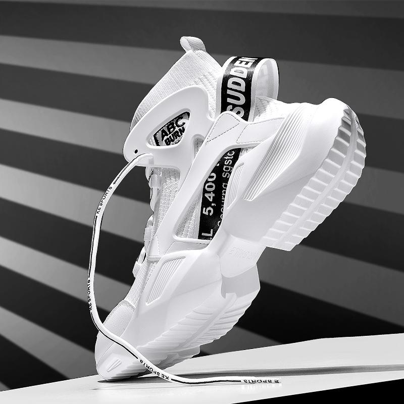 篮球鞋 男鞋2020春季袜子鞋透气新款夏季运动高帮aj百搭空军篮球一号潮鞋_推荐淘宝好看的男篮球鞋