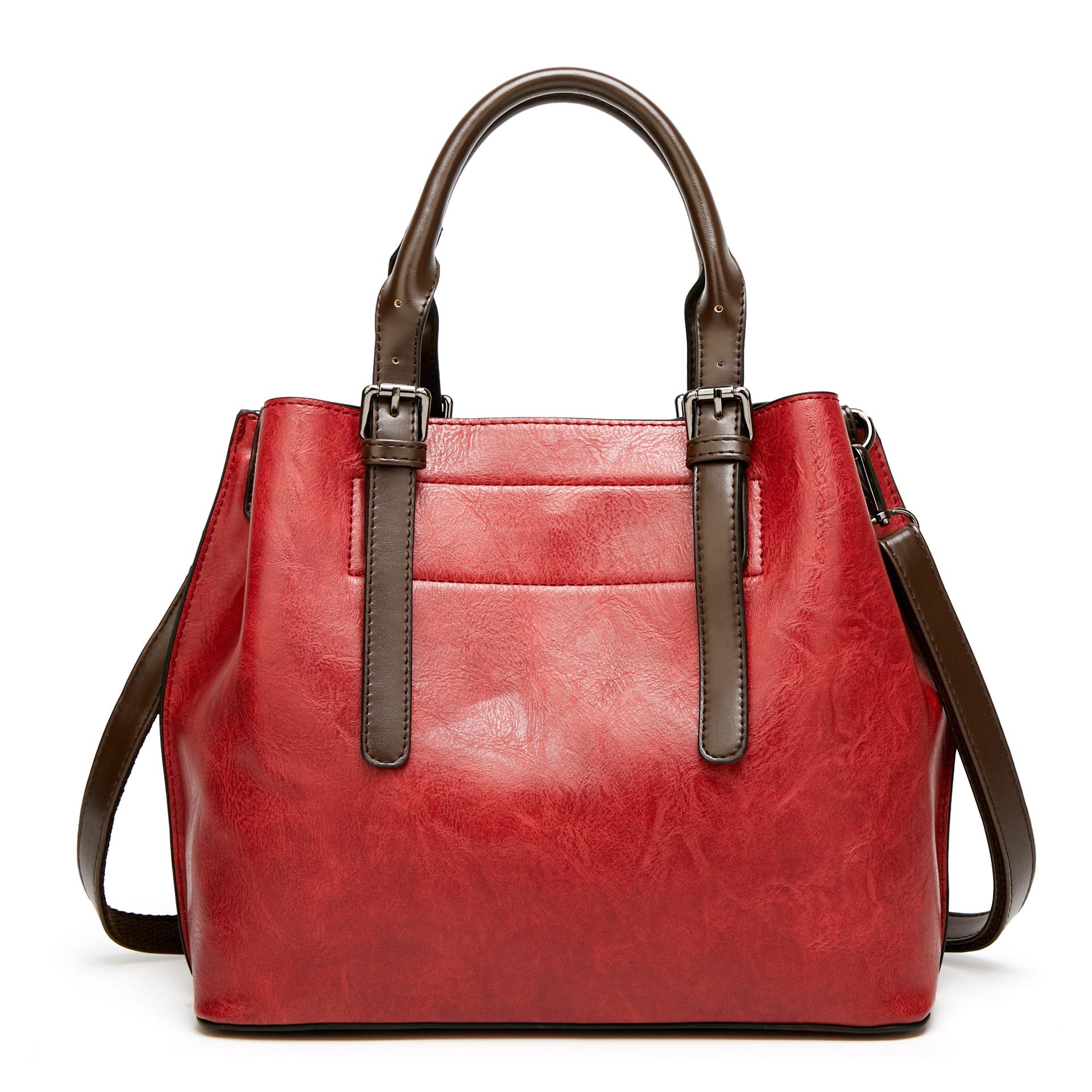 欧美手提包 C2019新款女包欧美时尚手提包单肩包女士包F0421980_推荐淘宝好看的女欧美手提包