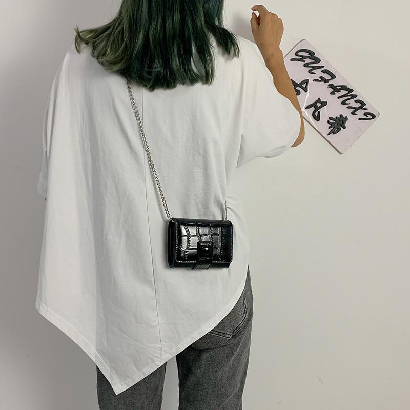 女款斜挎包 小包包女包2021新款潮时尚迷你零钱包链条少女韩版百搭单肩斜挎包_推荐淘宝好看的女斜挎包